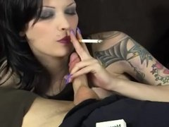 Smoking Newport sex