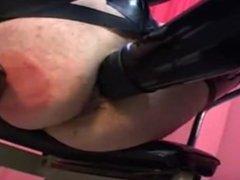 Domina Katja Fist & Strapon, Free German Porn c3