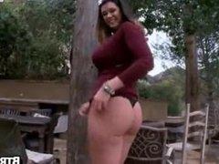 Huge natural tits Step Sis
