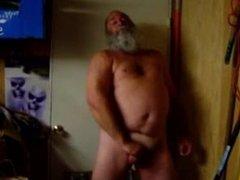 Str8 daddy stroke in basement