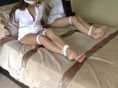 nurses tied up