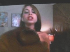 Cum Tribute Riely Reid - Cum on Vid