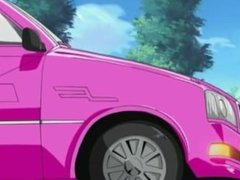 Sex Taxi (Kojin Taxi) EP 01 English dubbed