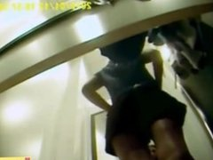 Voyeur Hot Girl in Dressing Room, Free Porn 0d