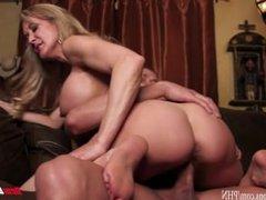 Brandi Love I Love My Mom's Big Tits