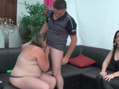 Casting couch of a fat french From SEEKBBW.NET blonde sodomized and jizzed