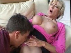 MILF with young stud From AmateurWivesXxx.com