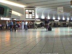 Princess britt: Airport