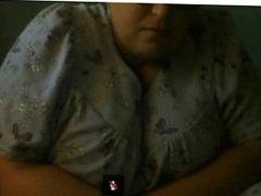 Ex gf big boobs cam play. Nancey from 1fuckdate.com