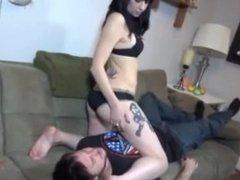 Goddess Nyxon Sit On Jason