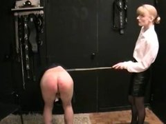 teacher humiliated her naughty boy