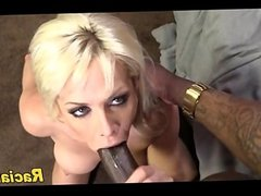 Cheating Blonde Wife Wants Bbc