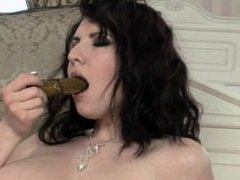 Karina Hart - Just Imagine The Dildo Is Your Cock