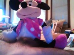 Minnie Mouse gets laid