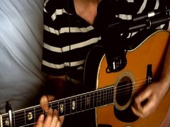 In Dreams - Roy Orbison - Acoustic Cover