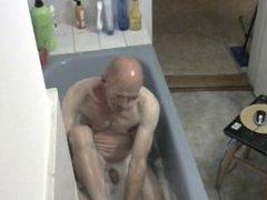 bath - piss - cum - go bed
