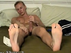 Hairy young men jerking off cumming He's just spent the afternoon working