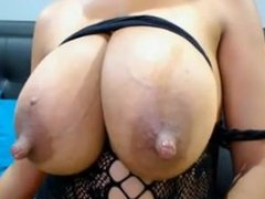 Big puffy lactating nipples full of milk part 1 - lactation-fetish.com