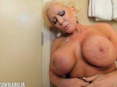 Big Tits milf Alura Jenson and Sara Jay From SEXDATEMILF.COM lesbian anal p