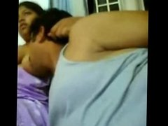 indian bhabhi feeding her hubby on webcam