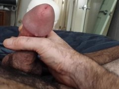 Cumming with the Hitachi