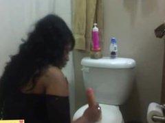 Lovely Ebony Cam Girl Rides Dildo, Free Webcam Porn 62: free sex cam - Free Cams