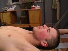 Soldier is torture