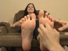 Tickle My Feet POV
