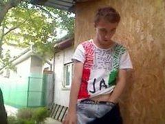 Dancing Boy - more @ Gaydudecams.com
