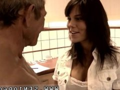 Bush young girl and fuck from older After some brief test the stamina