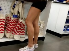 Bare Candid Legs - BCL#170