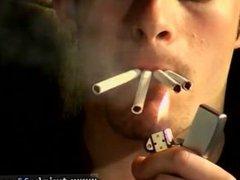 Blonde hair dick guy gay home porno Four boys, four packs of smokes, 4