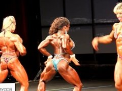 2014 Toronto Pro - Women Bodybuilders