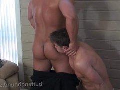 Mike Antony Bondage clip