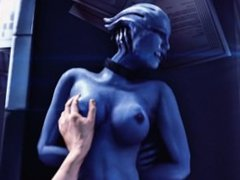 Mass Effect Liara pov sex