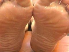 Korean Foot Goddess Preview