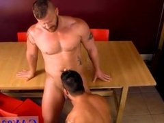 Cute naked brown haired males Dominic Fucked By A Married Man