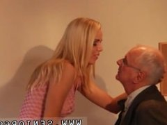 Old men giving young girls a big cock Paul stiff penetrate Christen