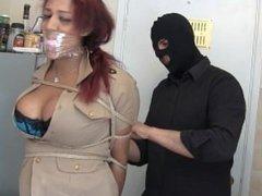 British girl bondage