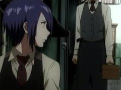 Tokyo Ghoul Season 1 Episode 7 English dubbed (credit goes to Funimation)