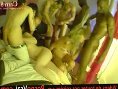 Part 04 Spycam Camera espion private party ! Les Bulles