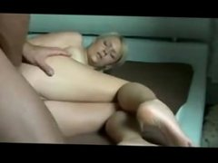 Amateur submissive wife anal