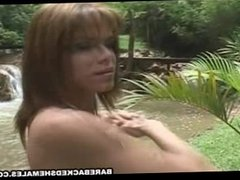 Tranny Shemale Anal Sex Action