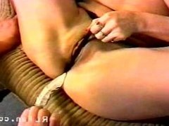 old young lesbian - body massage