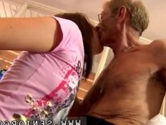 Watch free girl old and young video Anna has a cleaning job at a local