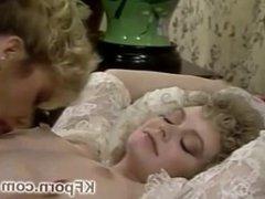 Perfection (1985) - 2 hot blondes in lesbian orgasm vintage with Karen Summ