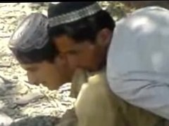 Un dia de campo chicos arabes