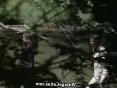 Wild Sex on a Fishing Trip (1960s Vintage)