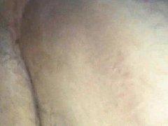 Fisting shaved vagina - Close up