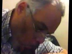 jon loves sucking this dick